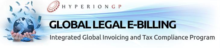 Hyperion Global Legal E-Billing Program