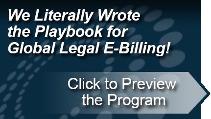 HGP Global Legal E-Billing Info